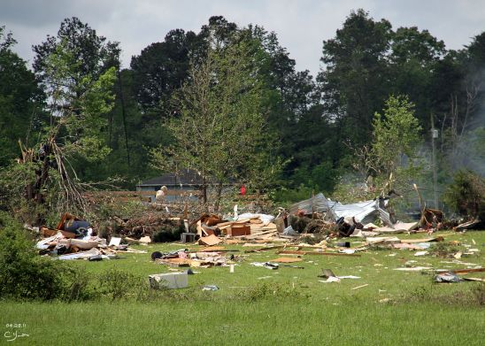 sadly, I was told that someone had been inside this home (Mt. Zion Rd.)