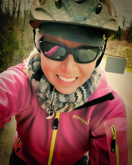 three days ago, #CyclingCapTuesday ... when I was still fifty (oh well)